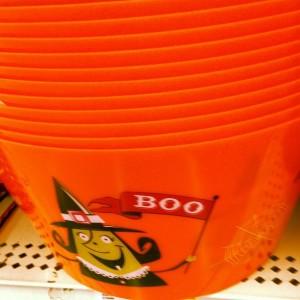 Halloween Cake Pop Basket