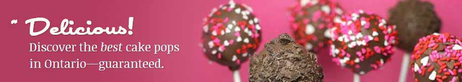 Burlington Cake Pops